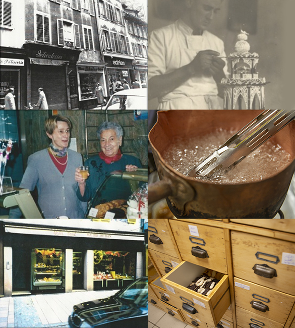 Histoire - Pâtisserie Litzler-Vogel Strasbourg
