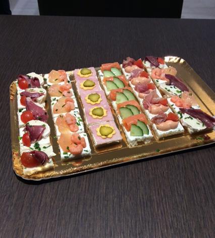 Canapé - Pâtisserie Litzler-Vogel