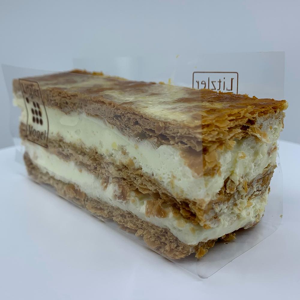 Millefeuille caramélisé - Pâtisserie Litzler-Vogel