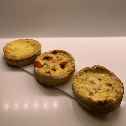 Pause midi : Quiche - Pâtisserie Litzler-Vogel