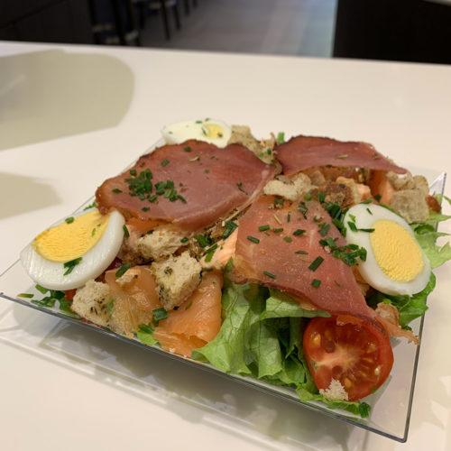 Traiteur : Salades - Pâtisserie Litzler-Vogel