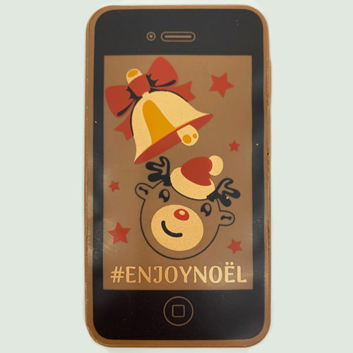 Smartphone Noël - Pâtisserie Litzler-Vogel
