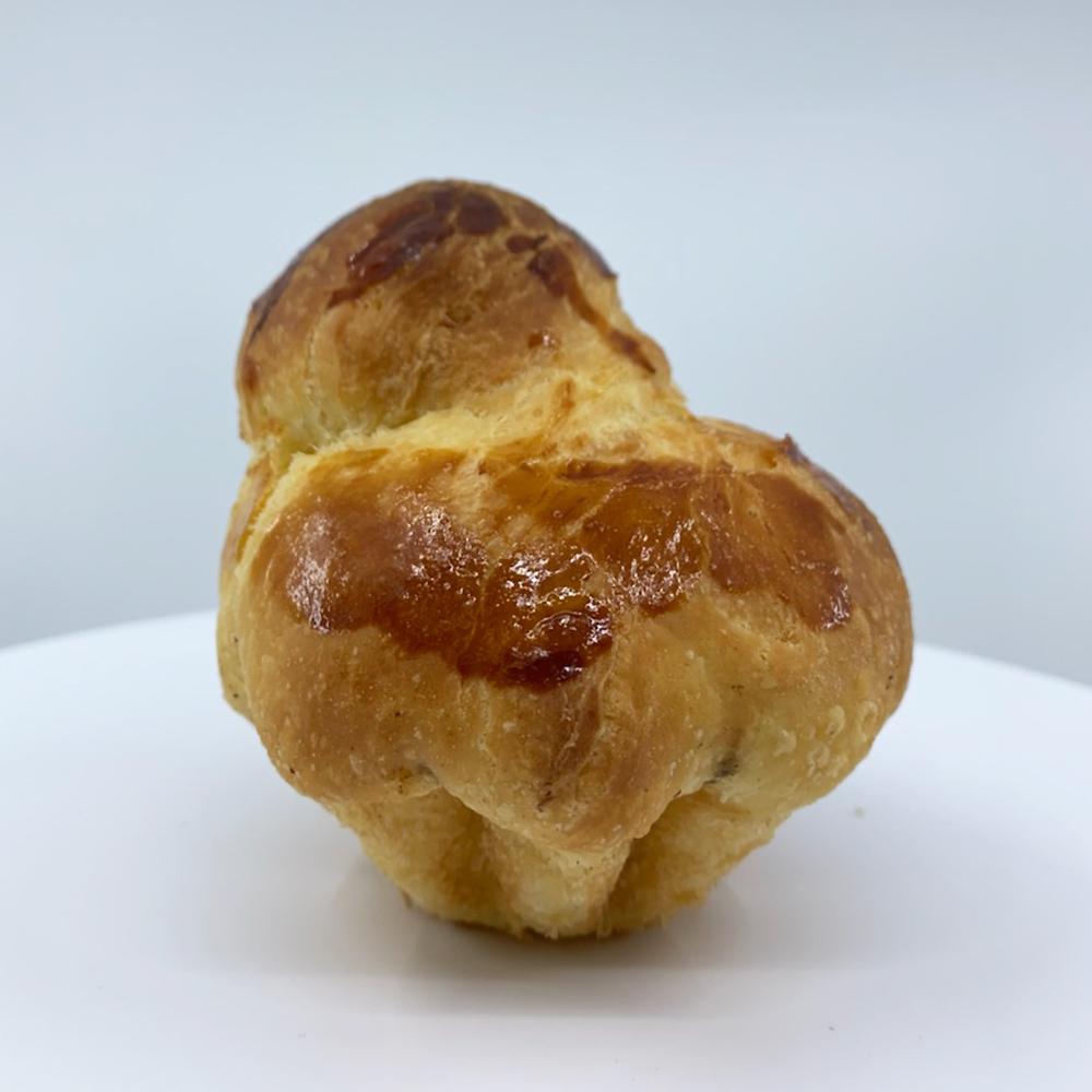 Viennoiseries : Brioche parisienne - Pâtisserie Litzler-Vogel