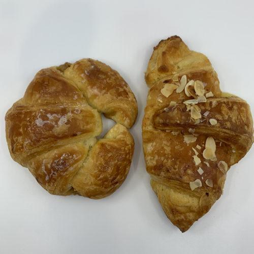 Viennoiseries : Croissant Fourré - Pâtisserie Litzler-Vogel